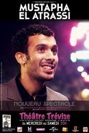 Mustapha El Atrassi actuellement au théâtre de Trévise !