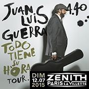Juan Luis Guerra est en concert au Zenith de Paris, 10 invitations sont a gagner grâce à Casting.fr