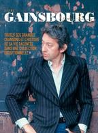 Serge Gainsbourg : La collection hommage exceptionnelle !