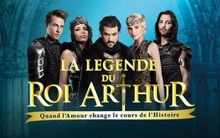 Casting.fr est allé voir le spectacle musicale: La légende du roi Arthur, on vous raconte tout !