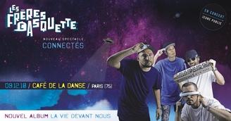 """""""Les Frères Casquette"""" Un show """"Hip-Hop"""" pour les petits et les grands !"""
