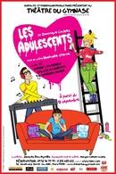 """Une crise d'adolescence à retardement au travers de la pièce de théâtre """"Les adulescents"""" !"""