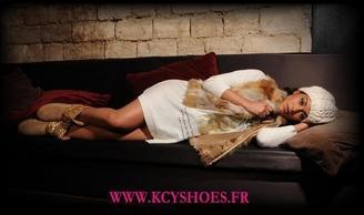 Un Shooting très glamour aux Salons du Louvre avec Casting.fr !
