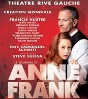 """""""Le journal d'Anne Frank"""" une pièce engagée avec Francis Huster et Roxanne Duran"""