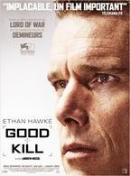 Gagner vos places pour le film de guerre: Good Kill avec Ethan Hawke