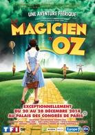 Le Magicien d'Oz, la comédie musicale la plus célèbre de l'histoire au Palais des Congrès de Paris