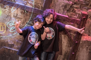 Vous vous souvenez du casting? Rayan et Nael ont réussis leur audition et sont dans le Jamel Comedy Kids, on vous raconte ...