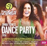 Remportez votre double CD spécial Zumba pour vous dépenser en musique