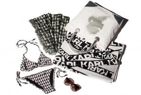 Kar Largerfeld ouvre un pop-up store à Saint Tropez !