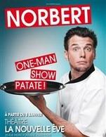 Norbert, le chef cuisinier, cartonne à la Nouvelle Eve...On vous livre son secret, la recette de son succés!