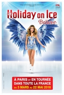 Philippe Candeloro et  Nathalie Péchalat sont sur glace dans Holiday on Ice 2016