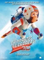 Les chimpanzés de l'espace 2 en 3D !