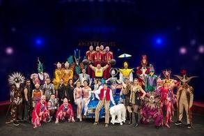 """Cirque Arlette Gruss : """"Osez le cirque"""", vous ne le regretterez pas !"""