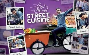 Direct 8 lance son nouveau magazine de cuisine pour l'été : STREET CUISINE !