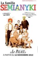"""""""La Famille Semianyki"""", du pur bonheur au Palace! Un cirque au genre unique."""
