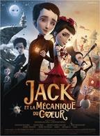"""""""Jack et la mécanique du coeur"""", le nouveau film d'animation français avec les voix d'Oliva Ruiz et de Grand Corps Malade"""