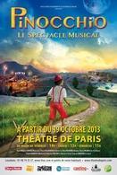 """""""Pinocchio"""" un spectacle musical et familial avec casting.fr!"""