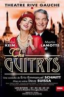 """""""The Guitrys"""" une savoureuse histoire d'amour au Théâtre Rive Gauche !"""
