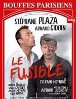 Le fusible, une pièce avec Stéphane Plaza et Arnaud Gidouin !