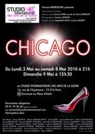 CHICAGO: Studio International Des Arts De La Scène