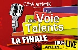 """""""La Voie des Talents"""", le concours qui vous donne la clé de l'émission """"The Voice"""""""
