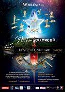 Tentez votre chance pour participer à la 19ème édition du World Championships of Performing Arts Worldstars