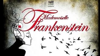 """Envie d'une soirée pleine de frissons? Tremblez avec la pièce """"Mademoiselle Frankenstein"""" à la Folie Théâtre"""