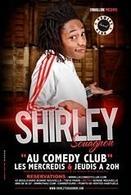 """""""Shirley Souagnon"""" au Comedy Club, punch et mimiques inimitables!"""