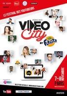 Les youtubeurs francais invitent leurs abonnés au festival: Vidéo City Paris