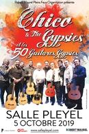 Chico et les Gypsies, de passage à Paris pour un concert d'exception à la salle Pleyel, le 5 octobre!