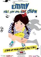 Comédie des Boulevards Innove avec son stand-up pour enfants : Emmy fait son One Man Show