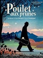 """Le film """"Poulet aux Prunes"""" en salle le 26 octobre !"""
