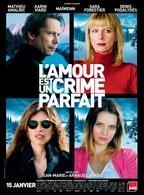 """Mathieu Amalric en héros sombre dans le thriller dramatique """"L'amour est un crime parfait"""" !"""