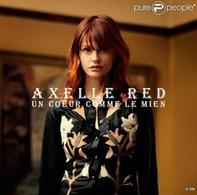 Nouvel album d'Axelle Red !