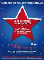 Aidez les enfants en allant au cinéma le 25 janvier