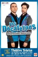 """Les Décaféinés de nouveau sur scène avec """"Depression musicale"""" des sketch en chanson !"""