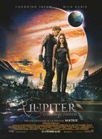 Jupiter le Destin de l'univers, le nouveau film des créateurs de la trilogie Matrix
