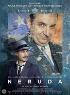 """De son statut de sénateur à sa traque sous tension, retracez l'histoire de l'illustre Pablo Neruda, poète et politicien déchu dans le film """"Neruda"""" de Pablo Larrain"""