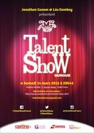 Le Talent Show souffle ses 10 bougies en 2015 avec un Talent Show Humour en partenariat avec Casting.fr