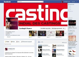 Retrouvez Casting.fr sur Facebook !