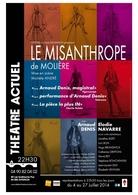 """""""Le Misanthrope"""" après la Cigale à Paris, destination : Avignon"""