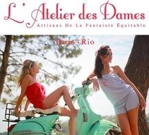 """Découvrez """"L'Atelier des Dames"""", notre coup de coeur Mode"""