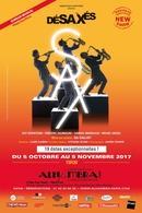 """Quatre virtuoses du saxophone dans les """" Désaxés"""" au Théâtre de l'Alhambra... A voir absolument!"""