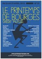 En avril, c'est la grande fiesta pour Le Printemps de Bourges !