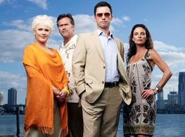 La série Burn Notice arrive en France !
