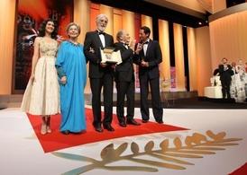 """Festival de Cannes 2012: Palme d'or pour le film """"Amour"""" !"""