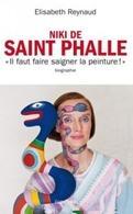 La bouleversante biographie de Niki de Saint Phalle disponible sur Casting.fr !