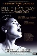 "Spectacle Musical ""Billie Holiday"" interprété par Viktor Lazlo"