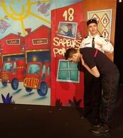 """Casting.fr vous fait découvrir un spectacle pédagogique et amusant pour enfants: """"PIN PON"""" au théâtre d'Edgar"""