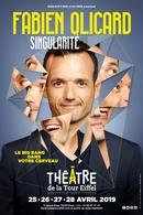 """Le spectacle """"Singularité"""" de Fabien Olicard va vous éblouir au Théâtre de la Tour Eiffel !"""